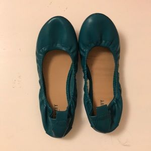 Old Navy Teal Flats